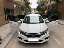 Xe Honda City năm sản xuất 2018, màu trắng như mới