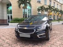 Cần bán xe Chevrolet Cruze năm 2017, tự động, màu đen, ít đi