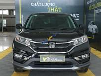 Cần bán gấp Honda CR V TG 2.4AT sản xuất 2016, màu đen, giá chỉ 936 triệu