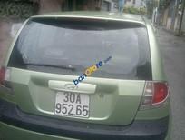 Cần bán gấp Hyundai Getz năm sản xuất 2010, nhập khẩu, giá tốt