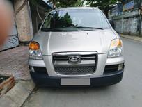 Cần bán xe Hyundai Starex 2006, màu bạc, nhập khẩu chính hãng, giá tốt