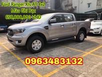 Bán xe Ford Ranger XLS 2.2L số sàn và số tự động, mới 100% nhập khẩu Thái Lan, hỗ trợ trả góp tại Hà Nam