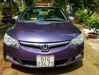 Bán xe Honda Civic AT VIP 2007
