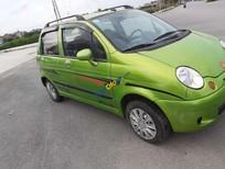 Cần bán gấp Daewoo Matiz SE năm 2005, màu xanh lục