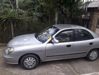 Cần bán Daewoo Nubira đời 2002 xe gia đình, giá chỉ 90 triệu