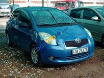 Bán Toyota Yaris năm sản xuất 2007, màu xanh lam, nhập khẩu nguyên chiếc