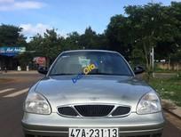 Bán xe Daewoo Nubira sản xuất 2003, màu bạc xe gia đình giá cạnh tranh