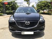 Bán xe Mazda CX 9 AT 2014, màu đen, nhập khẩu Mỹ
