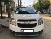 Cần bán xe Chevrolet Orlando LTZ 1.8 AT, model 2016, màu trắng