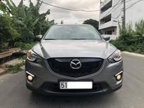 cần bán xe Mazda CX-5 2.0 AT, model 2016, màu bạc