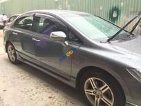 Bán Honda Civic 2.0 sản xuất 2010, màu xám xe gia đình