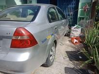 Xe Daewoo Gentra năm 2007, màu bạc, nhập khẩu