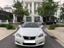 Cần bán lại xe Lexus IS sản xuất năm 2012, màu trắng, nhập khẩu