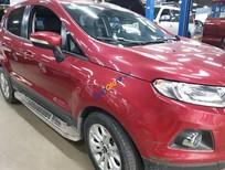 Bán Ford EcoSport Titanium sản xuất 2016, màu đỏ, 740 triệu