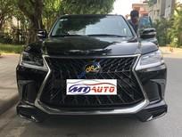 Bán xe Lexus LX 570 Super Sport sản xuất 2018, màu đen, xe nhập
