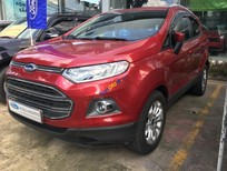 Cần bán lại xe Ford EcoSport Titanium sản xuất 2014, màu đỏ