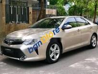 Cần bán xe Toyota Camry 2.5Q năm sản xuất 2016, màu vàng, 960tr