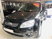 Cần bán gấp Ford Escape 2.3L XLS AT sản xuất năm 2011, màu đen, 459tr