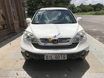 Bán ô tô Honda CR V năm sản xuất 2009, màu trắng, nhập khẩu