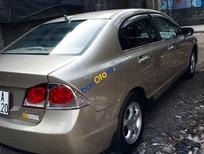 Xe Honda Civic sản xuất năm 2006, màu vàng