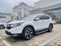 Honda Thanh Hóa, cần bán Honda CR-V 1.5L màu trắng, đời 2020, giá tốt nhất thị trường