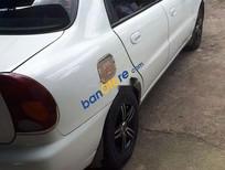 Bán xe Daewoo Lanos MT sản xuất năm 2002, màu trắng, xe nhập