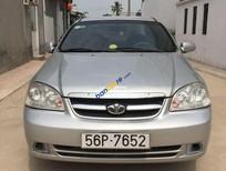 Cần bán gấp Daewoo Lacetti EX sản xuất năm 2010, màu xám, nhập khẩu