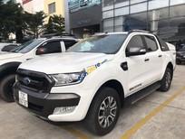 Cần bán Ford Ranger Wildtrak 3.2 sản xuất năm 2016, màu trắng, nhập khẩu nguyên chiếc