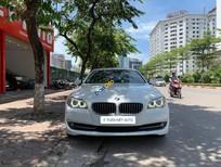 Cần bán BMW 5 Series 520i sản xuất năm 2012, màu trắng, nhập khẩu