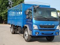 Bán xe tải Fuso 7 tấn thúng dài 6.9 mét tại Trọng Thiện Hải Phòng