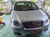 Cần bán gấp Daewoo Gentra năm 2007, màu bạc, nhập khẩu, giá 160tr