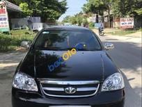 Ô tô Daewoo Lacetti năm sản xuất 2009, màu đen