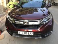 Bán Honda CR V L năm sản xuất 2017, màu đỏ, nhập khẩu chính chủ