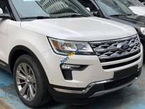 Bán Ford Explorer 2.3L Limited năm sản xuất 2019, màu trắng, nhập khẩu nguyên chiếc