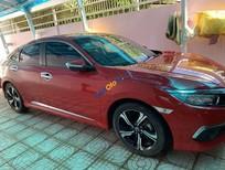 Bán xe Honda Civic sản xuất 2017, màu đỏ, nhập khẩu nguyên chiếc xe gia đình, giá tốt