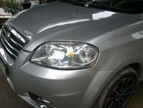 Bán ô tô Daewoo Gentra năm sản xuất 2007, màu bạc giá cạnh tranh