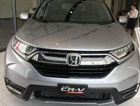 CRV-L 2020 nhập Thái, giảm giá lớn nhất SG và tặng nhiều phụ kiện khủng