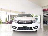 Honda Thanh Hóa, cần bán Honda Brio 1.2G, màu trắng, đời 2019, giá cực tốt, LH 0962028368