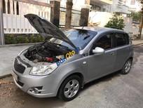 Bán xe Daewoo GentraX đời 2008, màu bạc