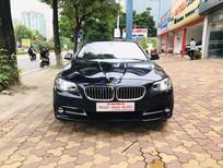 Bán ô tô BMW 5 Series 520i năm sản xuất 2014, màu xanh lam, nhập khẩu nguyên chiếc