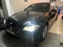 Bán BMW 5 Series 520i năm sản xuất 2016, màu đen, nhập khẩu