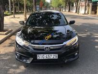 Bán Honda Civic Turbo sản xuất 2017, màu đen, xe nhập, giá chỉ 810 triệu