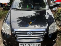 Xe Daewoo Gentra sản xuất năm 2009, màu đen