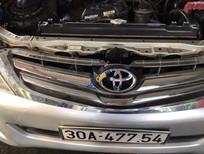 Cần bán xe Toyota Innova G sản xuất 2006, màu bạc, 270 triệu