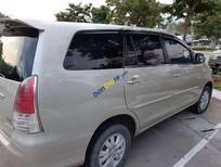 Bán ô tô Toyota Innova sản xuất 2010, màu vàng