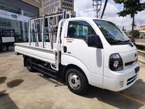 Xe tải Kia K250 thùng lửng giá chữ A, tải trọng 2.49 tấn