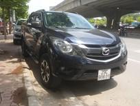 Cần bán Mazda BT50 3.2AT, 2 cầu 2016 màu xanh đen, xe tên cá nhân chạy hơn 5 vạn km, cam kết chất lượng
