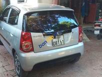 Bán ô tô Kia Morning năm 2010, màu bạc, nhập khẩu chính chủ, 225 triệu