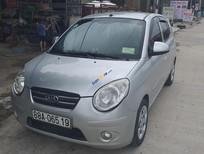 Cần bán lại xe Kia Morning năm sản xuất 2010, màu bạc