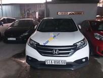 Cần bán gấp Honda CR V năm sản xuất 2014, màu trắng còn mới, giá tốt